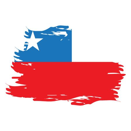 3,281 Chilean Flag Cliparts, Stock Vector And Royalty Free Chilean.