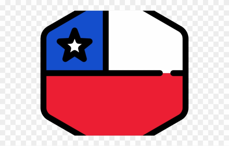 Chile Flag Clipart Png.