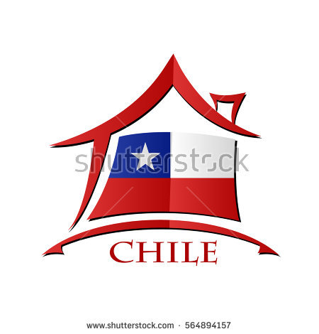 Made In Chile Symbol Stock Photos, Royalty.