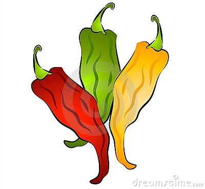 Chili pepper clipart #8