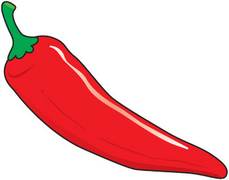 Chili pepper clipart #3