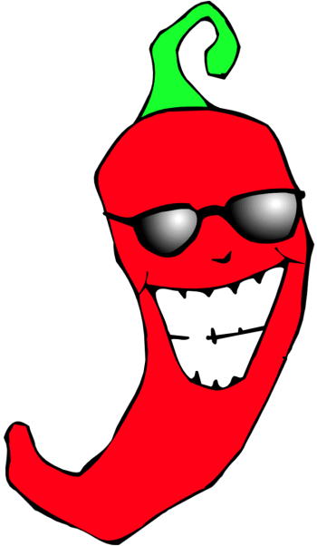 Chili pepper clipart #4