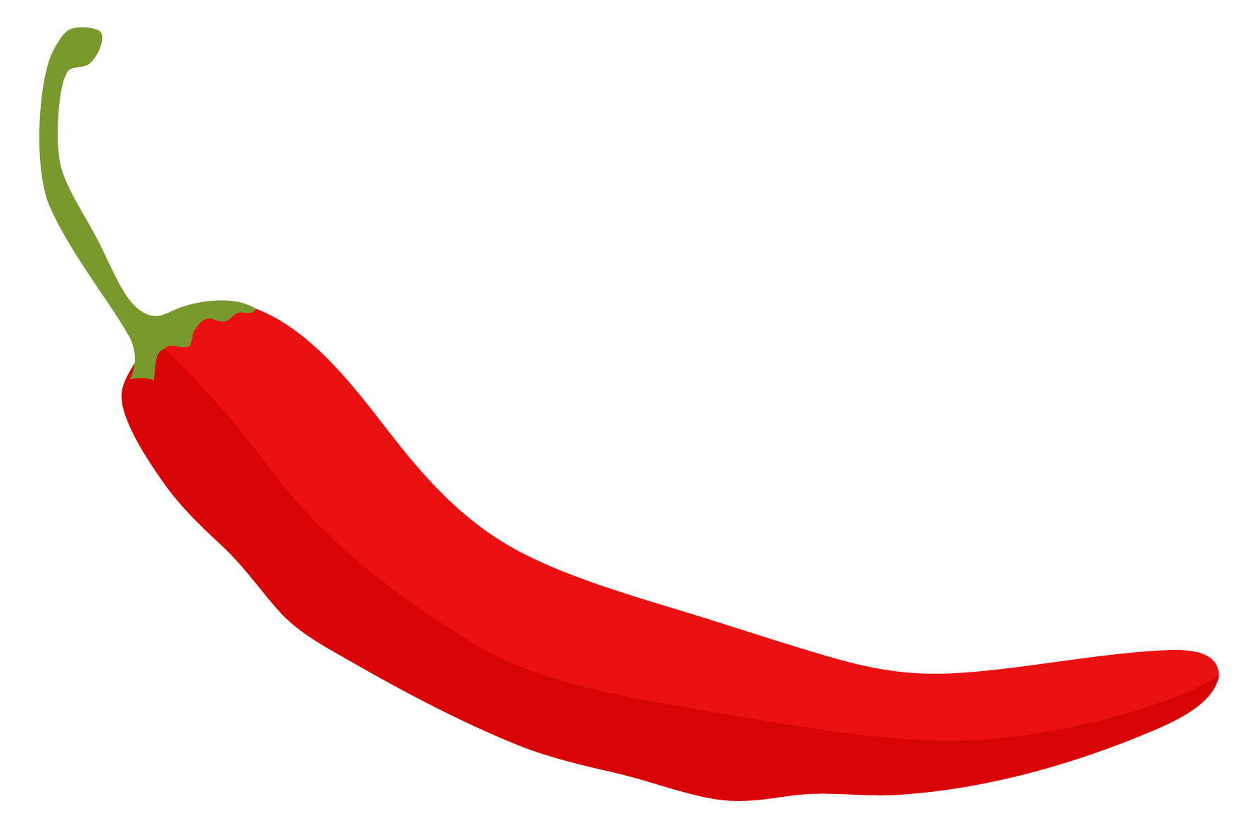 Chili pepper clipart #15