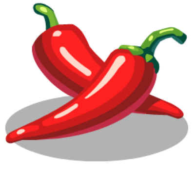 Download Free png Image Birdseye Chili Pepper.png.
