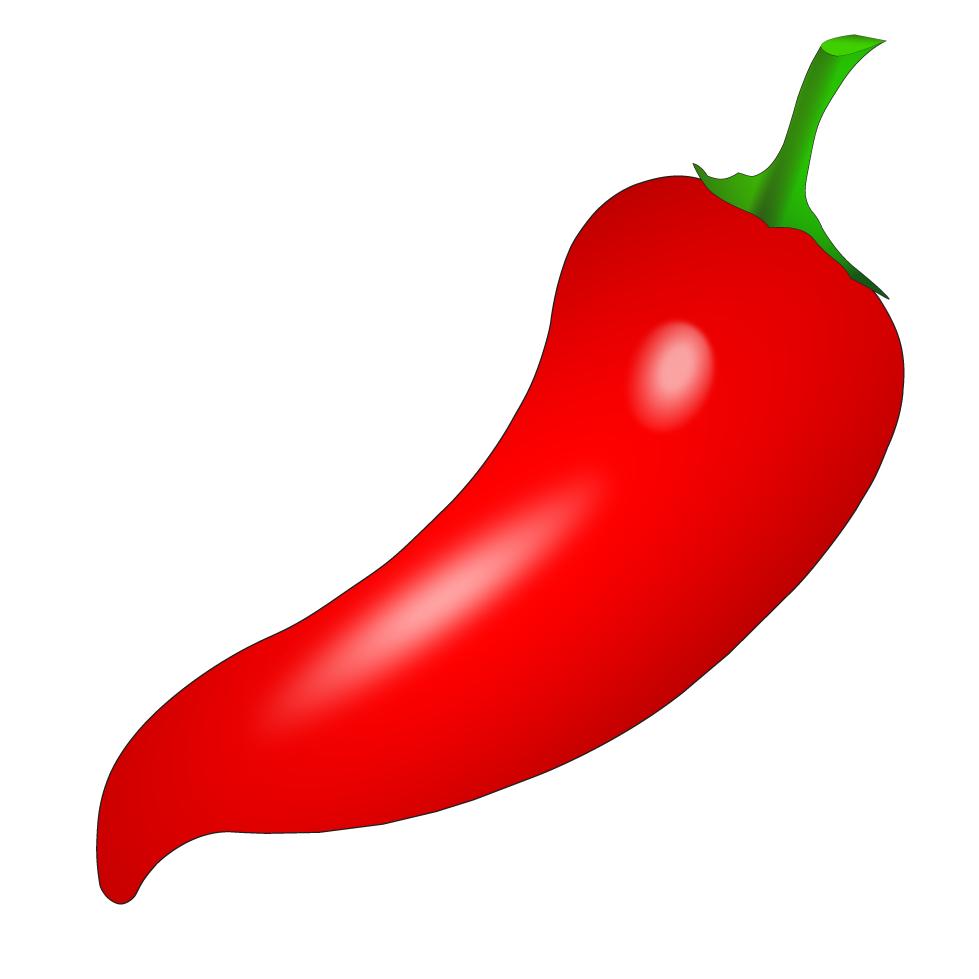 Malagueta pepper,Chili pepper,Tabasco pepper,Bell peppers and chili.