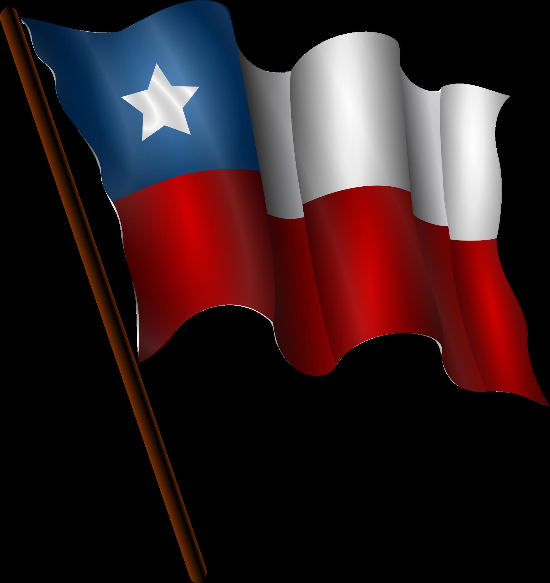 Chile Flag PNG Transparent Images.