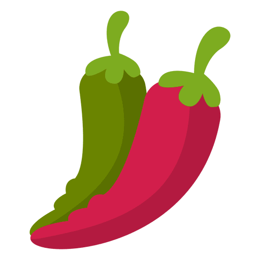 Chile peppers food.
