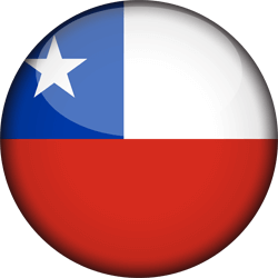 Chile flag clipart.