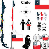 Chilean clipart.
