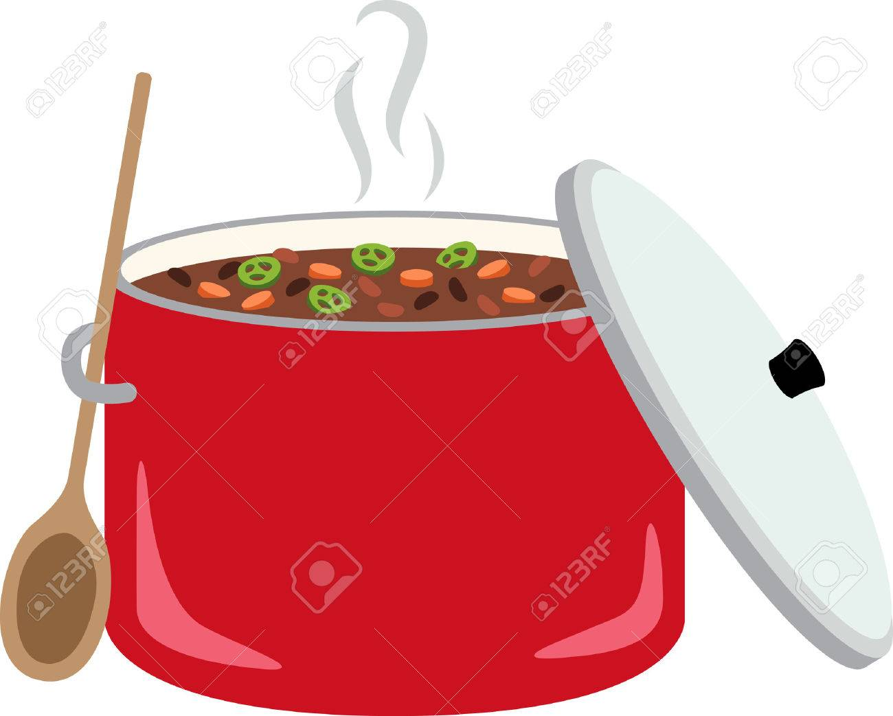 A bowlful of steamy hot chili is simple, hearty, and feeds the...