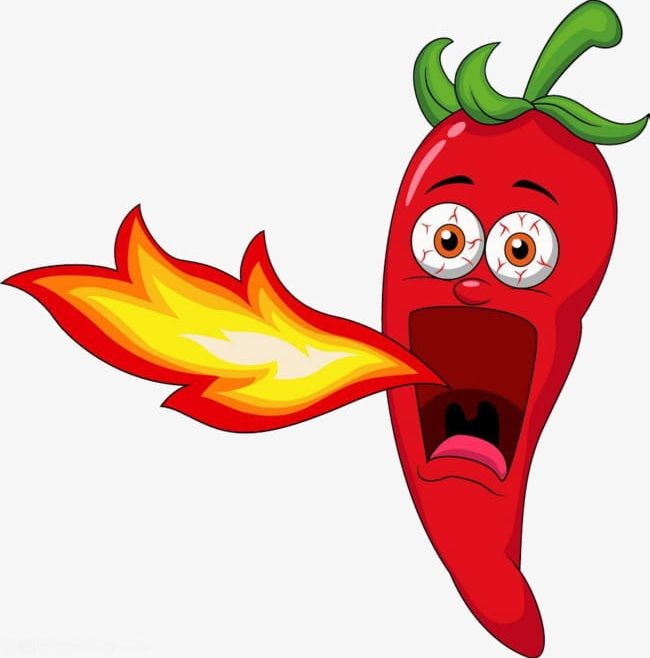Chili Voice Spit Fire PNG, Clipart, Cartoon, Chili, Chili.