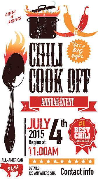 Free chili cook off clipart 3 » Clipart Station.