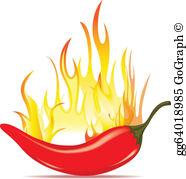 Chili Clip Art.