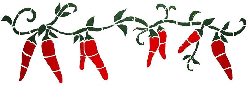 Chili Peppers Clipart.