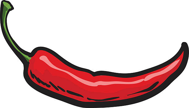 Chili pepper clipart 1 » Clipart Station.