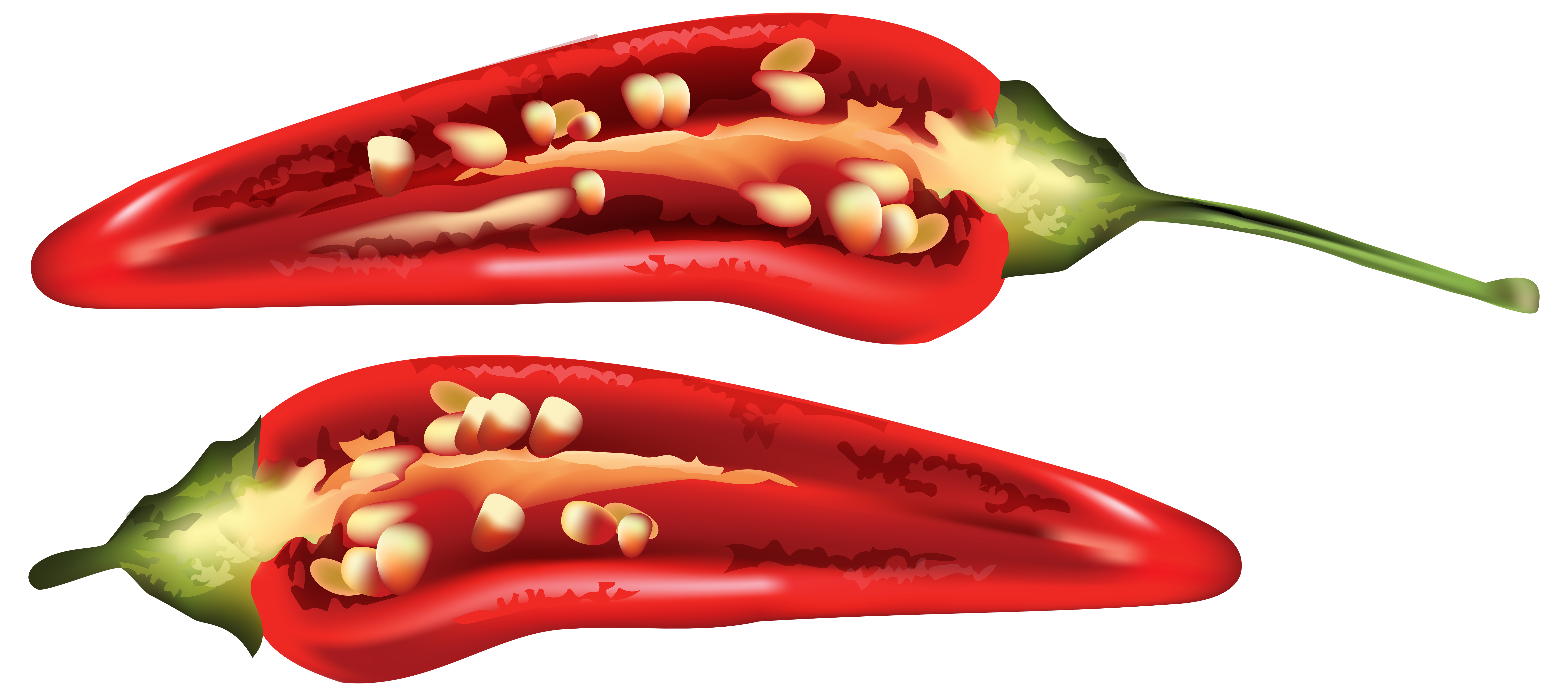 Piquillo pepper PNG Images.
