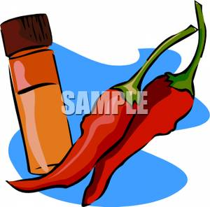 Red Chili Peppers and Chili Powder.