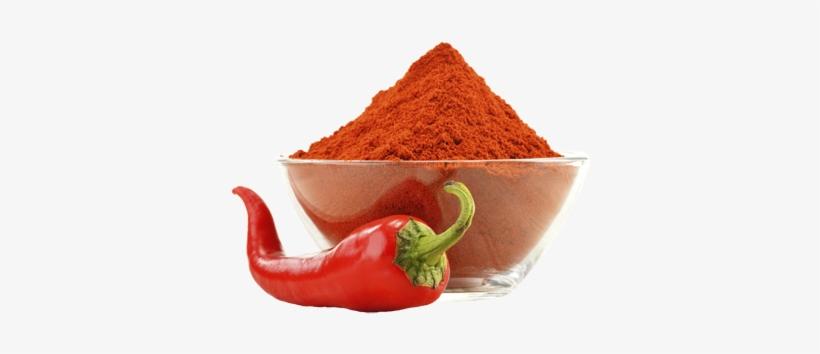 Red Chili Powder.