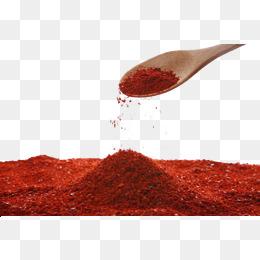 Chili Powder PNG Images.
