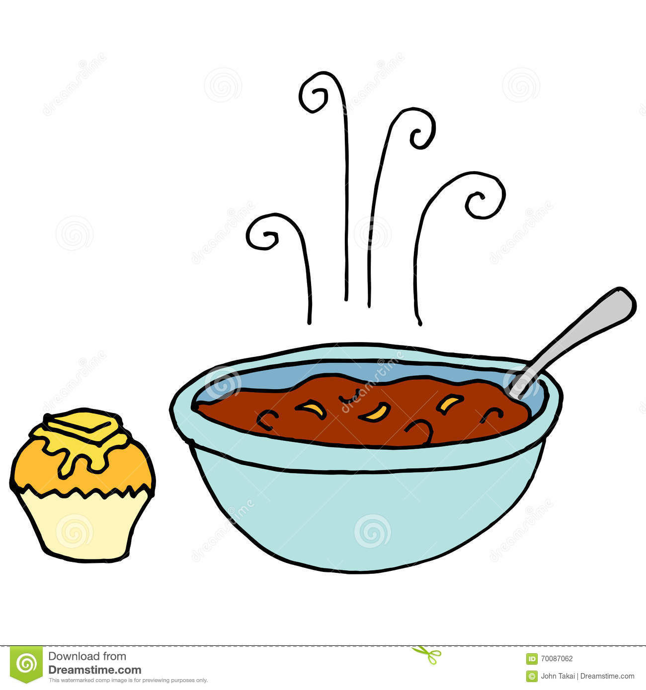 Bowl Of Chili Clipart Free.
