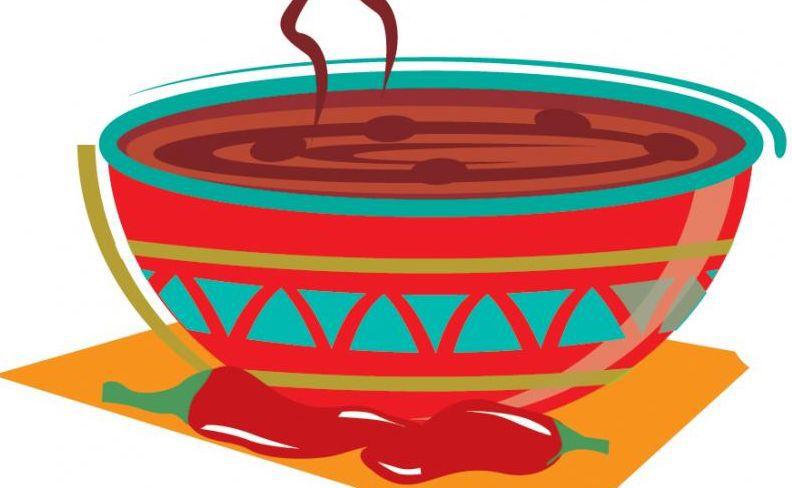 Chili Soup Clipart.