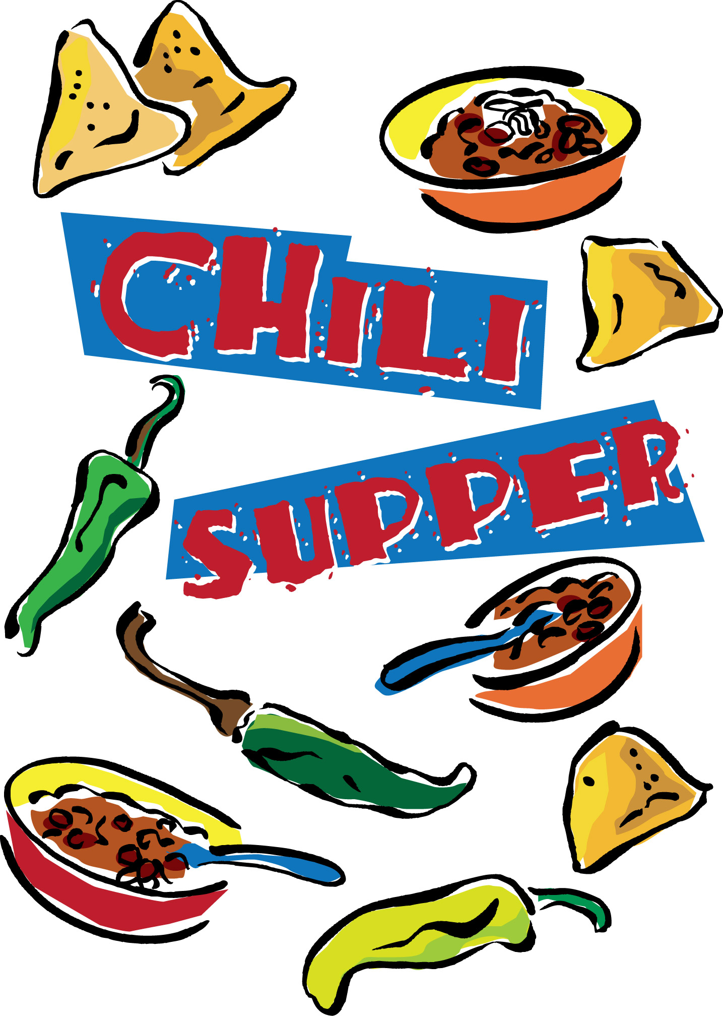 The best free Supper clipart images. Download from 46 free.