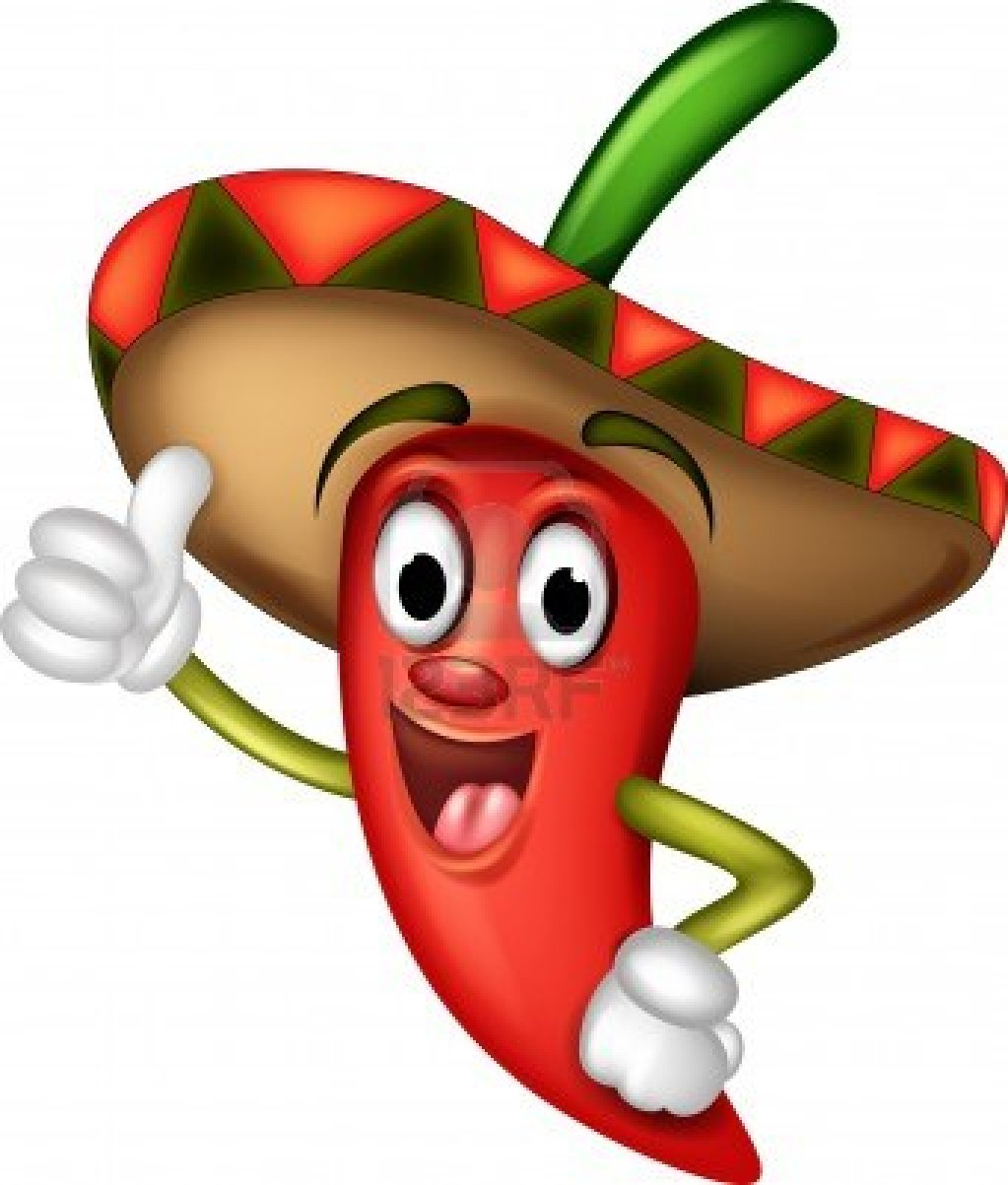 Chillies clipart #8