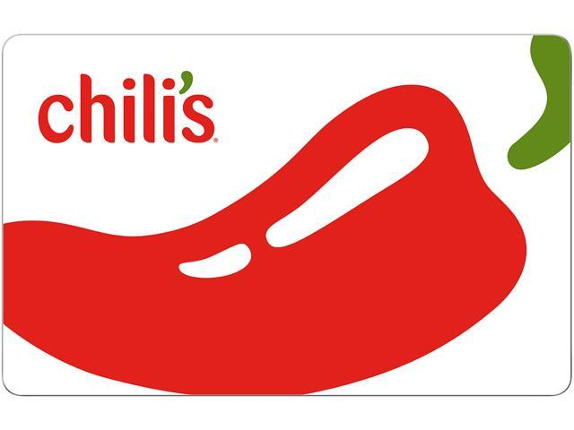 Chili\'s $15 Gift Card (Email Delivery).