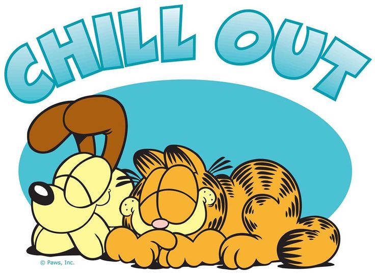 Chill out clipart #17