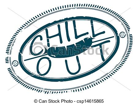 Chill out clipart #11