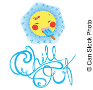 Chill out Vector Clipart Royalty Free. 184 Chill out clip art.