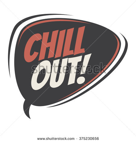 Chill out clipart #9