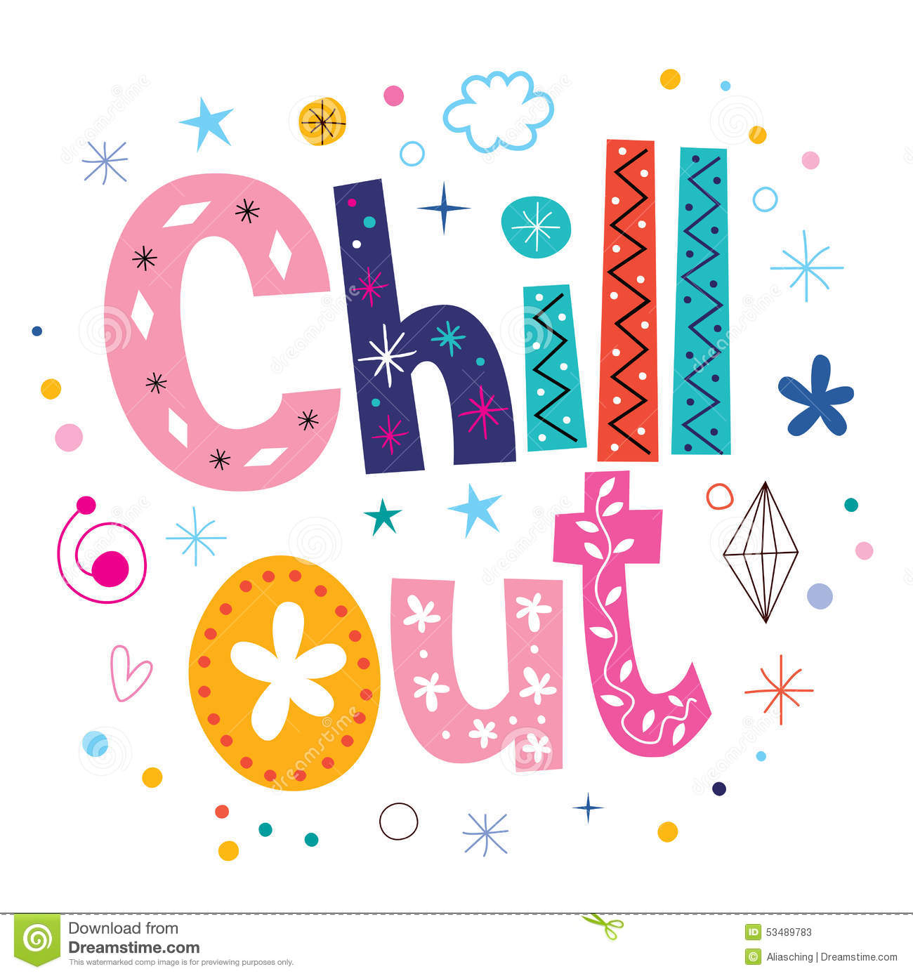 Chill out clipart #13