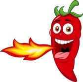 Chillies clipart #19