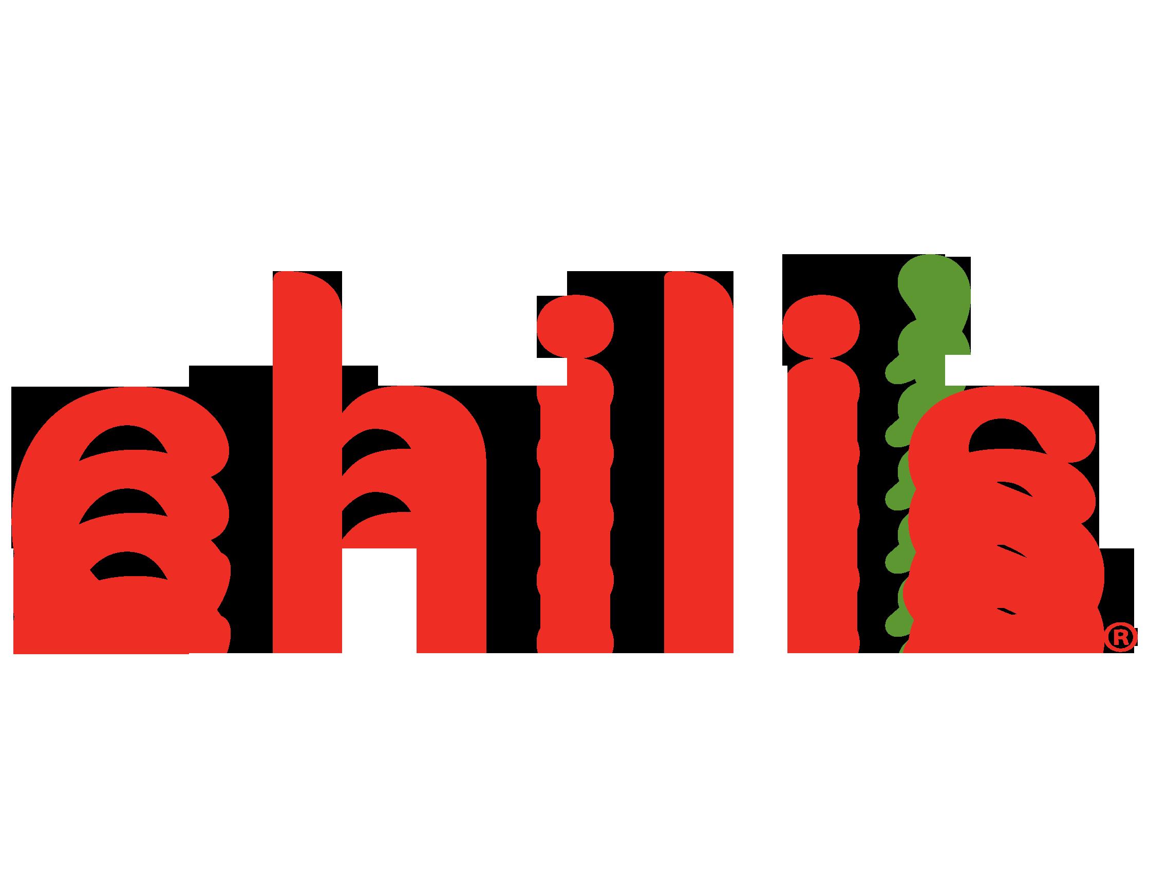 Chili's logo.