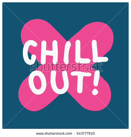Chillout clipart #13
