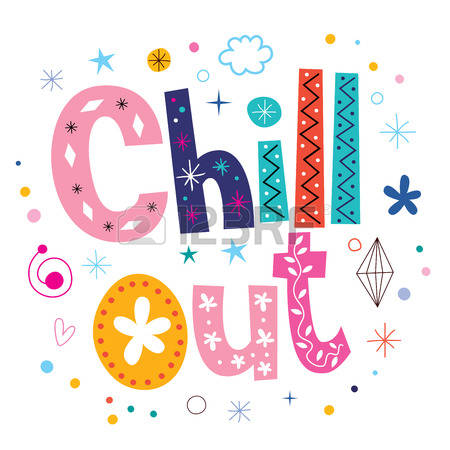 Chillout clipart #15