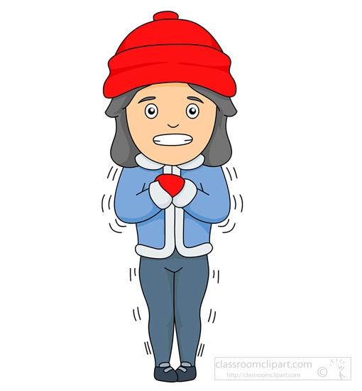 Chilly Weather Clipart.