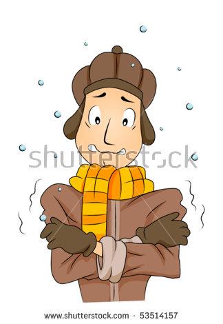 Man Cold Stock Vectors, Images & Vector Art.