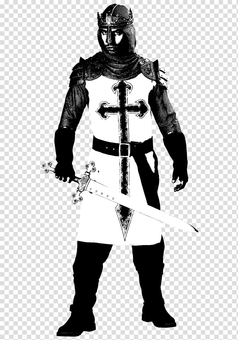Middle Ages Crusades Knight Chivalry: Medieval Warfare.
