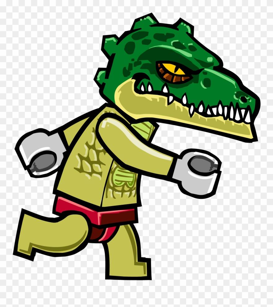 Crocodile Clipart Gorilla.