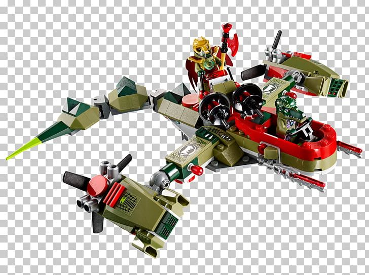 LEGO Legends Of Chima Cragger\'s Command Ship Lego Games PNG.