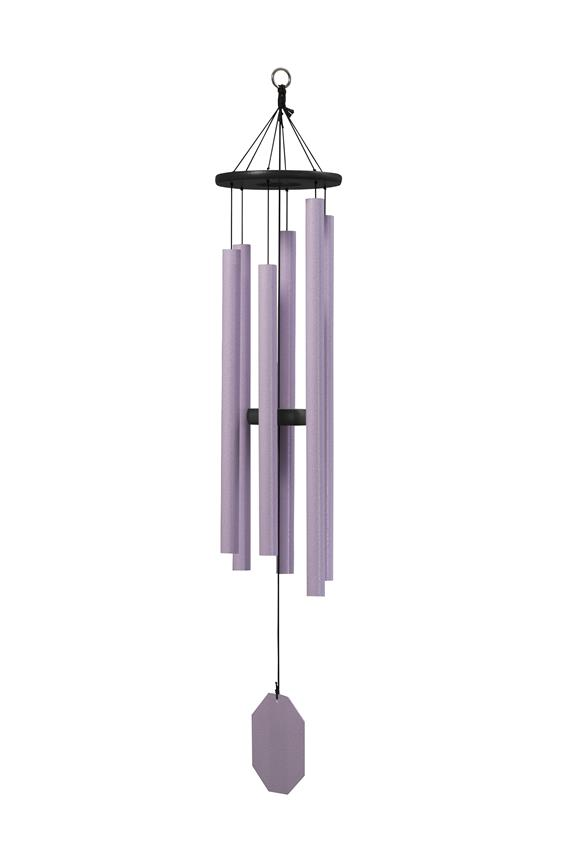 Canterbury Bells Wind Chime by Dutchcrafters Amish Furniture.