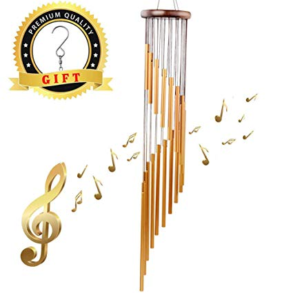Amazon.com : Acell Wind Chimes Outdoor Grace Chime 35\