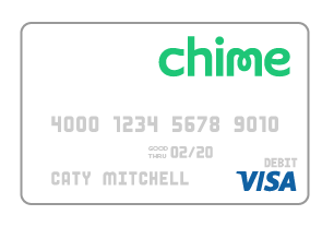 When do I receive my Chime Visa Debit Card after I open a Chime.