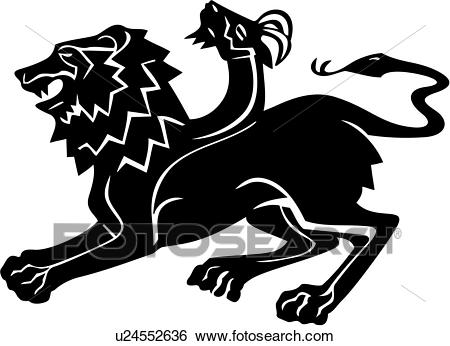Chimera clipart 5 » Clipart Station.