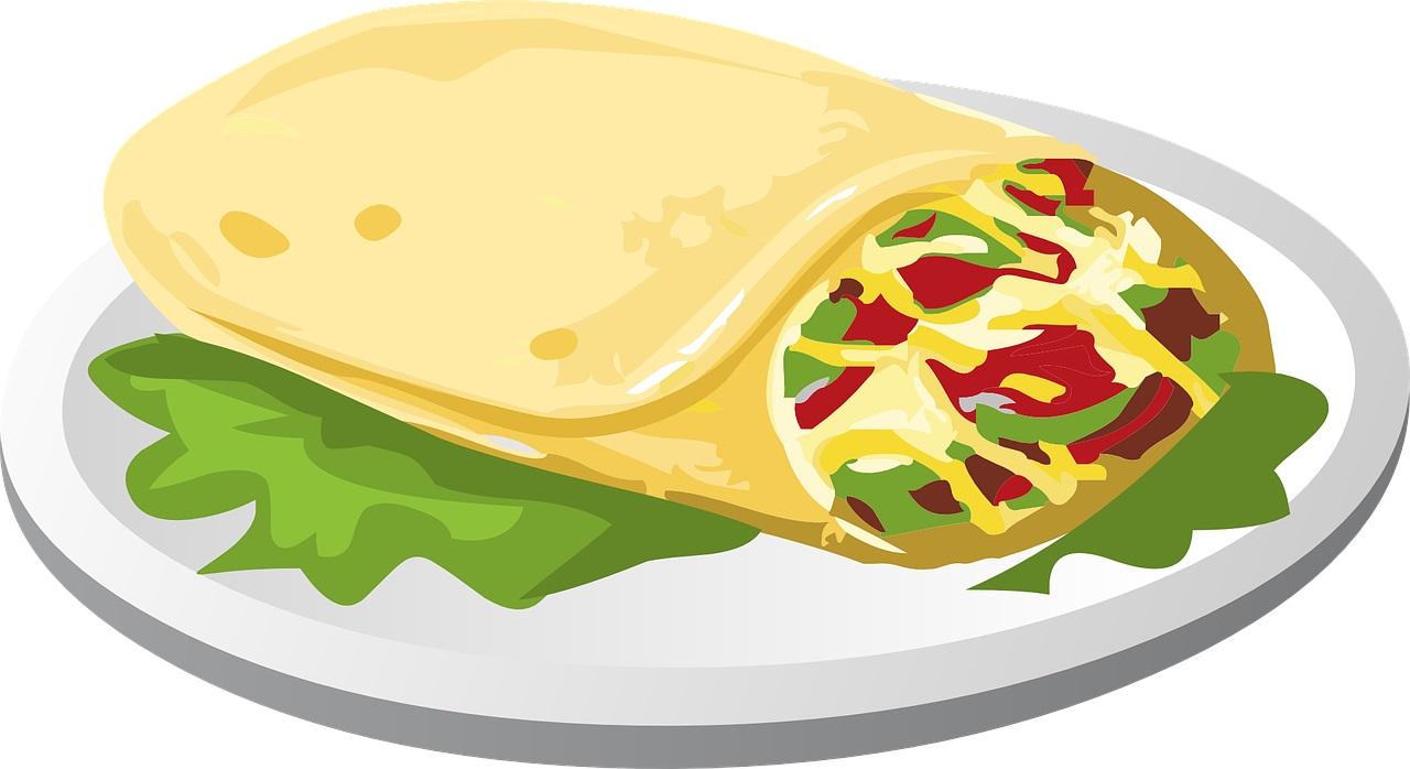 Burrito clipart chimichanga, Burrito chimichanga Transparent.