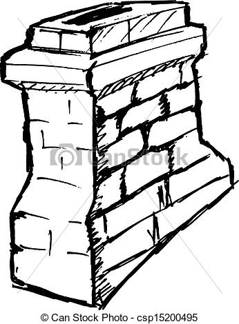 Chimney Clipart Page 1.