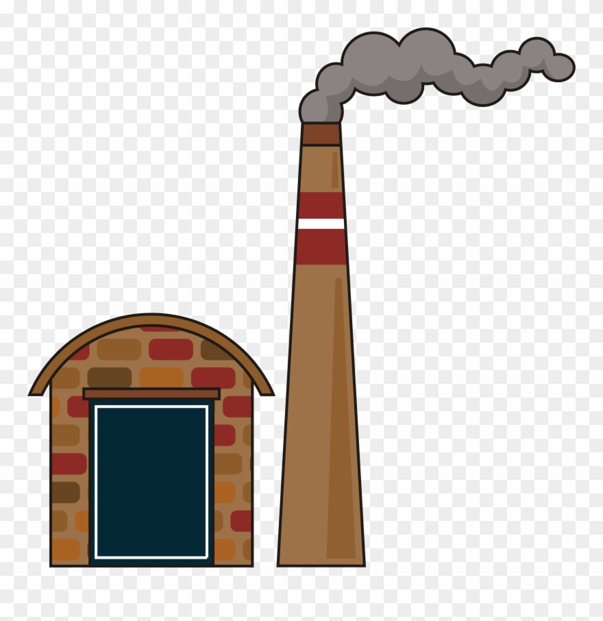 Factory Smoke Chimney.