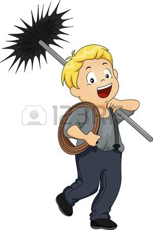 Chimney sweep clipart #1